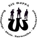 Die Wuppa Logo BW